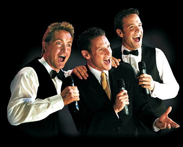 3 Tenors- Singing Waiters